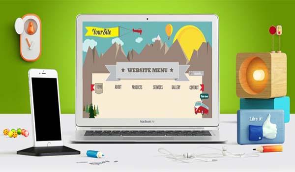 Các Lỗi Thiết Kế Website