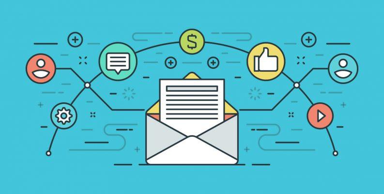 Paroda Email Marketing Campaign có thể làm được gì? Email nuôi dưỡng