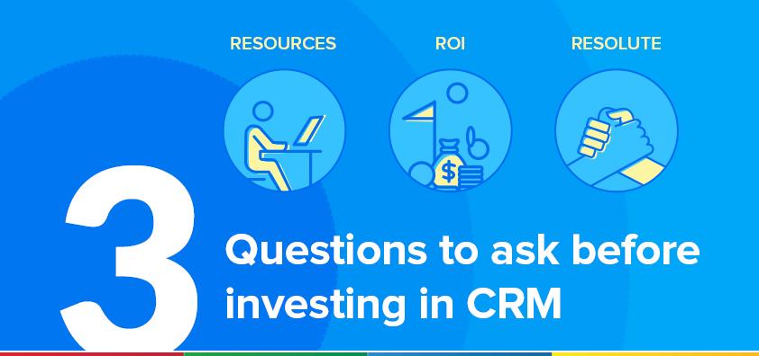 đầu tư vào hệ thống CRM