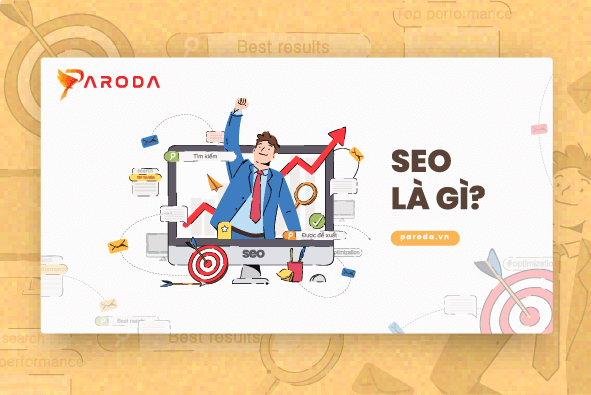 Chuẩn SEO - khái niệm về thiết kế website chuẩn SEO
